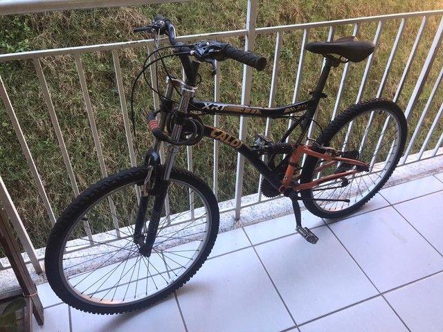 Bicicleta Caloi XRT (ótimo estado) - Foto 3