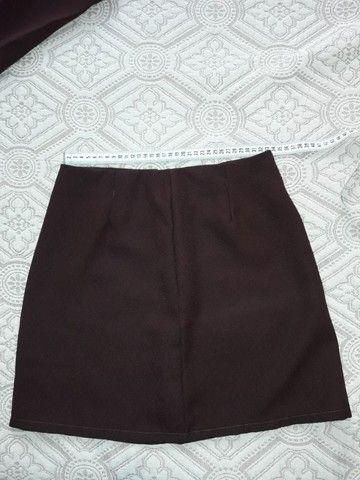 Conjunto saia e blusa - Foto 4