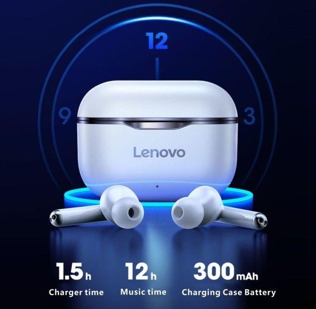 Fone bluetooth Lenovo original