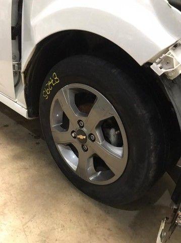Sucata Chevrolet Onix 1.4 - 2017/2018 - Foto 6