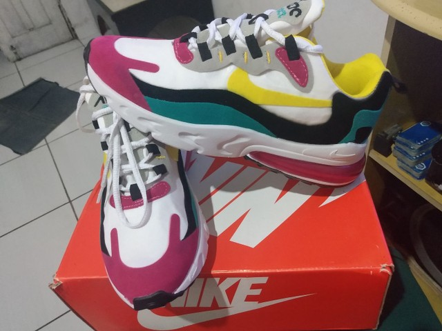 Tênis Nike Air Max 270 React - Foto 3