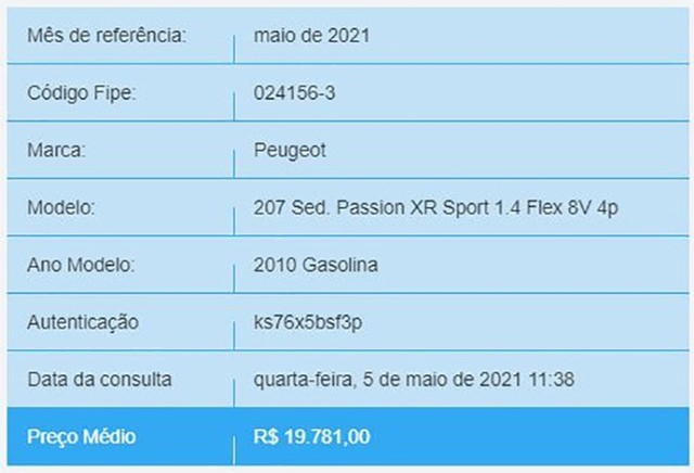 Peugeot 207 Passion XR Sport 1.4 - Foto 20