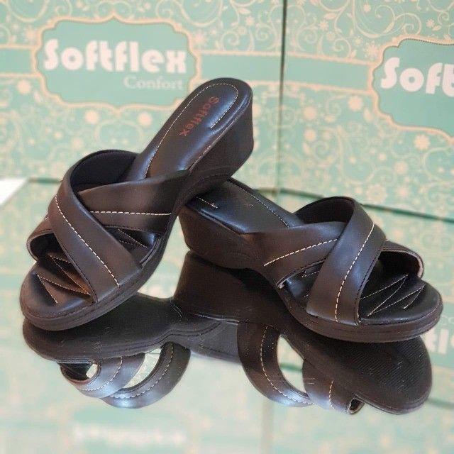 Sandália SoftFlex Confort