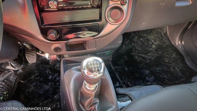Kia bongo k-25000 Com baú de alumínio - Foto 7