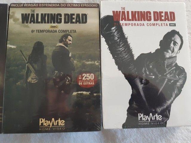 Coleção Walking Dead Lacrada  - Foto 3