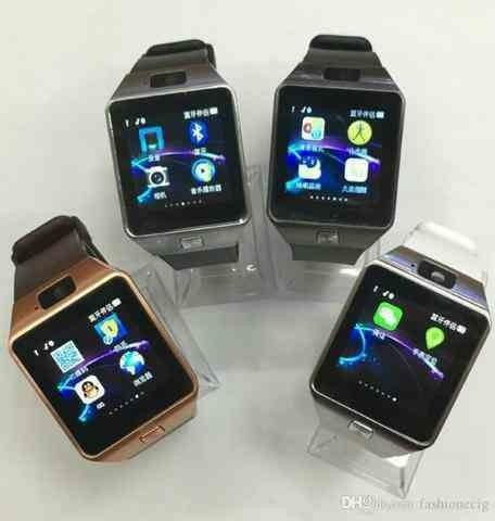 Relógio Smartwatch DZ09 - atenda ligações sem pegar no celular - Foto 3