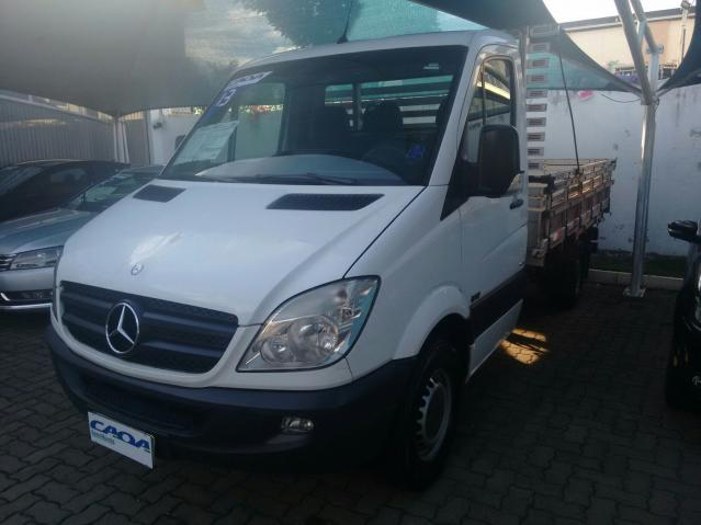 MERCEDES-BENZ SPRINTER 2.2 CHASSI STREET 311 CDI DIESEL 3P MANUAL.