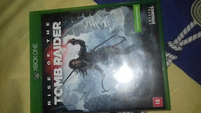 Rise of Tomb Raider Xbox One
