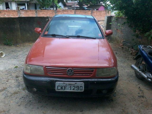 VW POLO SEDAN CLASSIC 1.8 8V COMPLETO