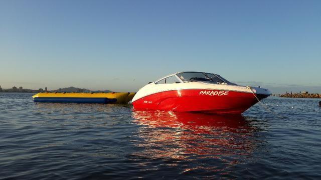 Investimento - Ponto Banana Boat - Lancha - Bote Resgate - Penha SC