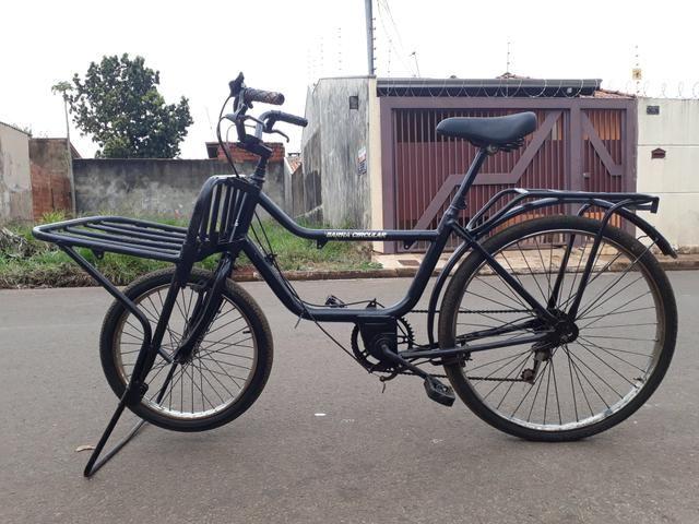 (oferta do dia) bicicleta cargueira ainda não vendida