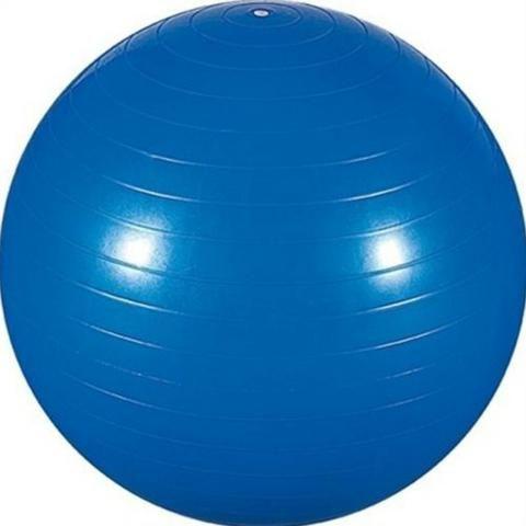 Bola de Pilates Funcional Ginastica Yoga 65Cm Com Bomba Gratis ... 8e28ebd826b01