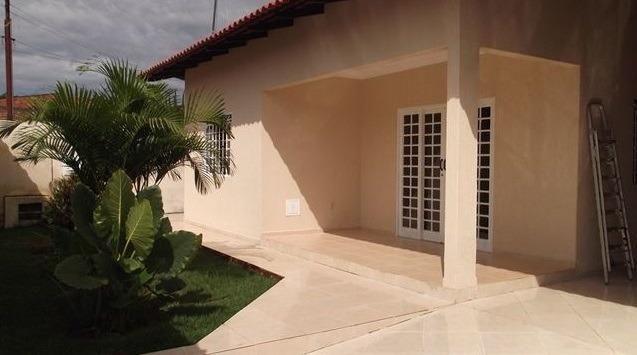 Samuel Pereira Oferece: Casa Sobradinho DF-425 Caravelo 3 Quartos Laje Garagem Condomínio