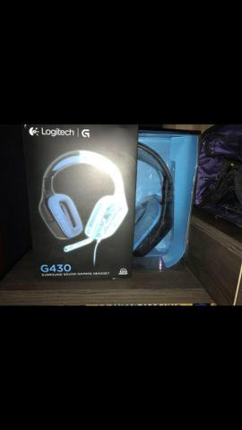 Head ser Logitech G430 PS4/PS3 - Xbox One/ 360 - PC