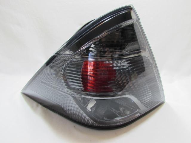 Lanterna Fume Fiesta Sedan 2010 2011 2012 2013 Esquerdo