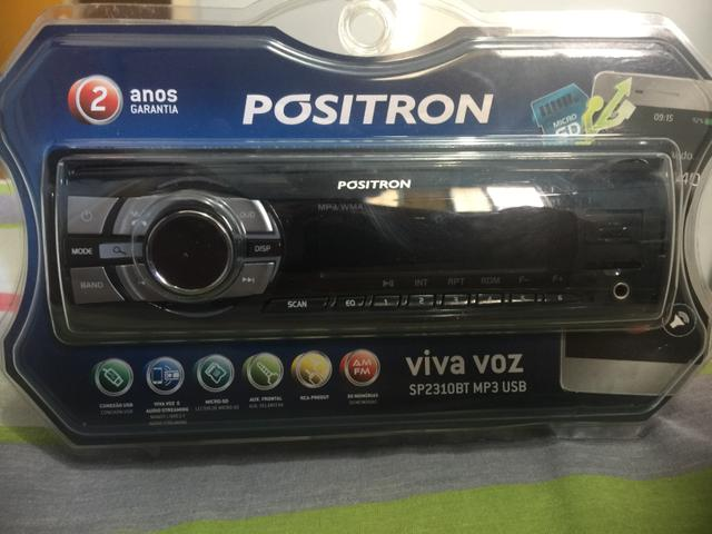 Som pósitron viva-voz SP2310BT MP3 USB