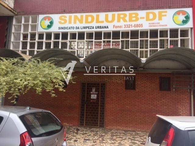 Loja comercial para alugar em Asa sul, Brasília cod:VILLA68528A01