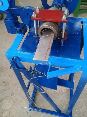 Maquina para fabricar tela alambrado - Sem Motor - Foto 3