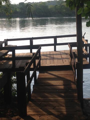 Rancho Matozinhos às margens do Rio São Francisco em três marias - Foto 17