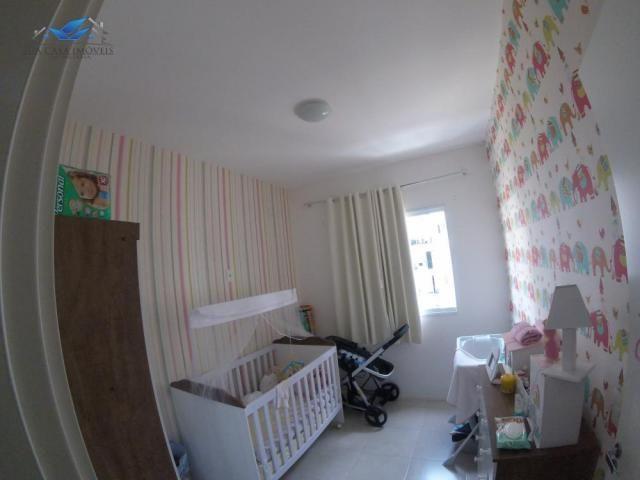 Apartamento à venda com 3 dormitórios em Morada de laranjeiras, Serra cod:AP171GI - Foto 12