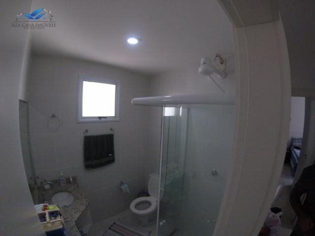 Apartamento à venda com 3 dormitórios em Morada de laranjeiras, Serra cod:AP171GI - Foto 9