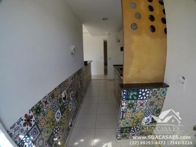 Apartamento à venda com 2 dormitórios em Morada de laranjeiras, Serra cod:AP143GI - Foto 4