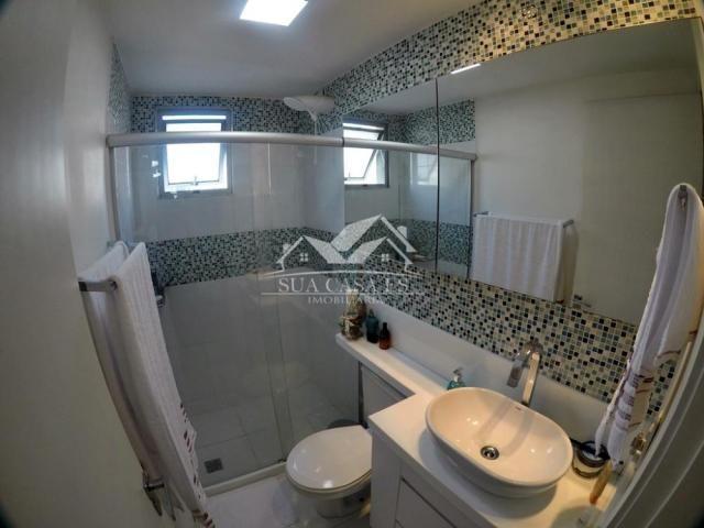 Apartamento à venda com 3 dormitórios em Colina de laranjeiras, Serra cod:AP184LE - Foto 15