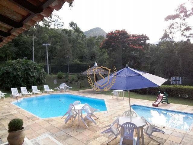 Terreno à venda, 600 m² por r$ 220.000 - parque do imbui - teresópolis/rj - Foto 2