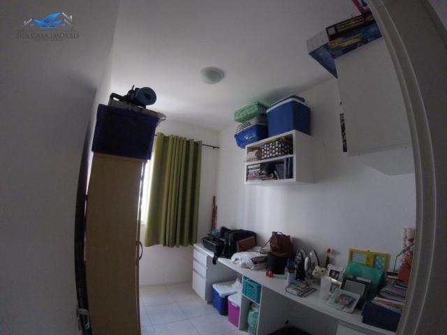Apartamento à venda com 3 dormitórios em Morada de laranjeiras, Serra cod:AP171GI - Foto 10
