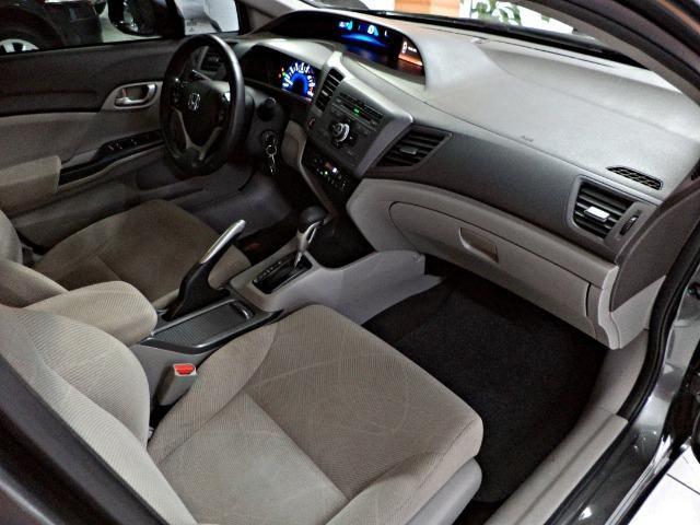 Honda Civic Lxs Automático - Foto 3