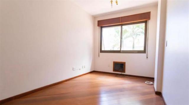Apartamento com 4 dormitórios para alugar, 190 m² por r$ 3.500/mês - bela vista - porto al - Foto 8