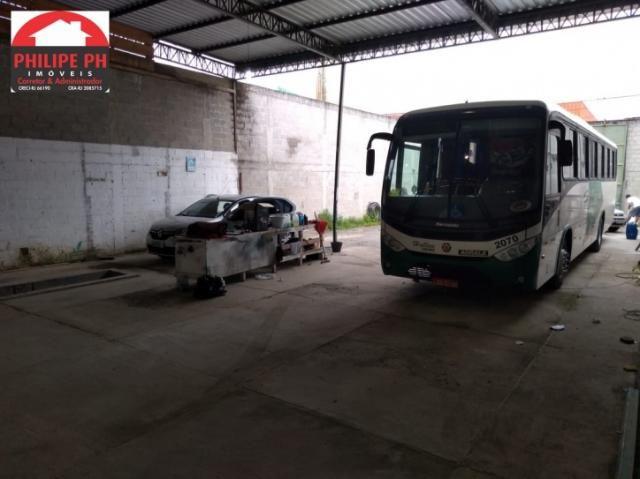 Garagem para locação com toda a estrutura montada. - Foto 9
