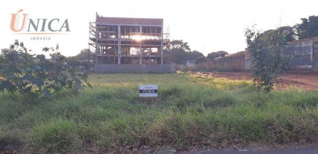Terreno à venda, 600 m² por R$ 130.000 - Jardim Santos Dumont - Paranavaí/Paraná