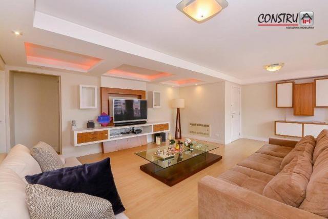Apartamento com 3 dormitórios à venda, 143 m² por r$ 798.000,00 - batel - curitiba/pr - Foto 5