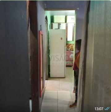 Casa com 3 dormitórios à venda, quadra 105, 80 m² por r$ 200.000 - recanto das emas - reca - Foto 3