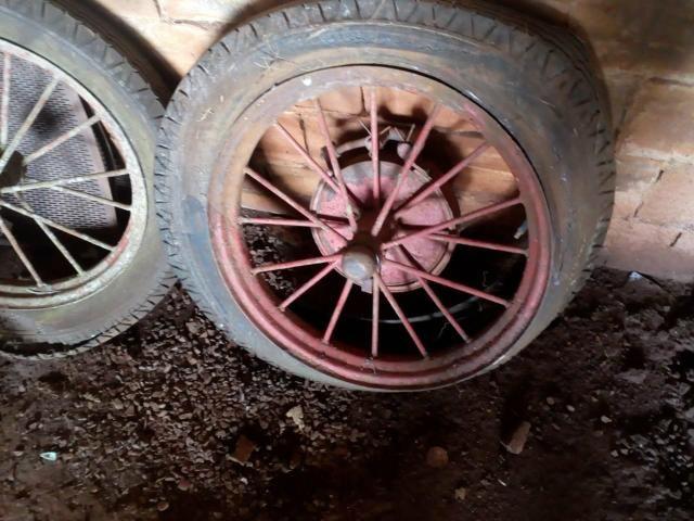 Rodas de charrete/carroças
