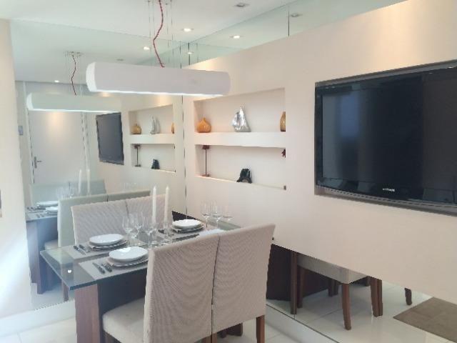 Apartamento 2 quartos pronto pra morar a 5 minutos do Carrefour - Foto 11