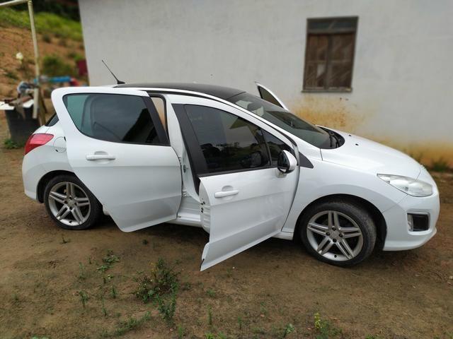 Peugeot 308 2.0 Allure Automatico 2012/2013 - Foto 5