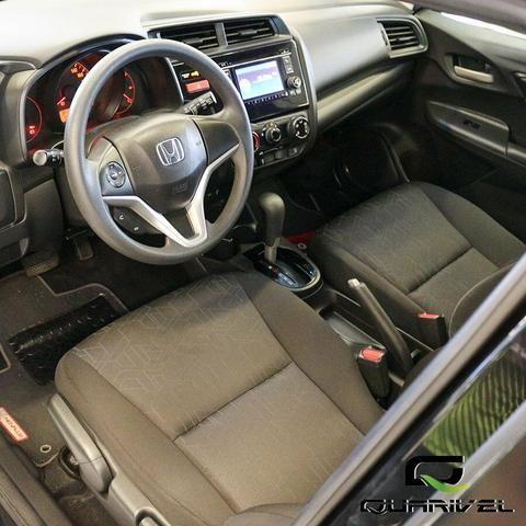 Honda Fit Automático EX 2014/2015 todo revisado - Foto 4