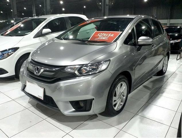 Honda Fit LX 1.5 Automatico CVT/ Nova Serie - Foto 4