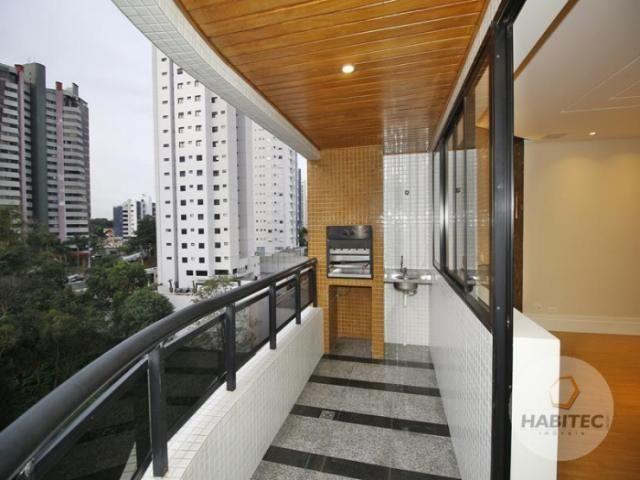 Apartamento à venda com 4 dormitórios em Ecoville, Curitiba cod:1307 - Foto 5