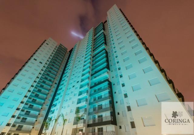 Portal Centro- Apartamentos no Brás de 1 , 2 e 3 dorms com vaga a partir de R$393mil