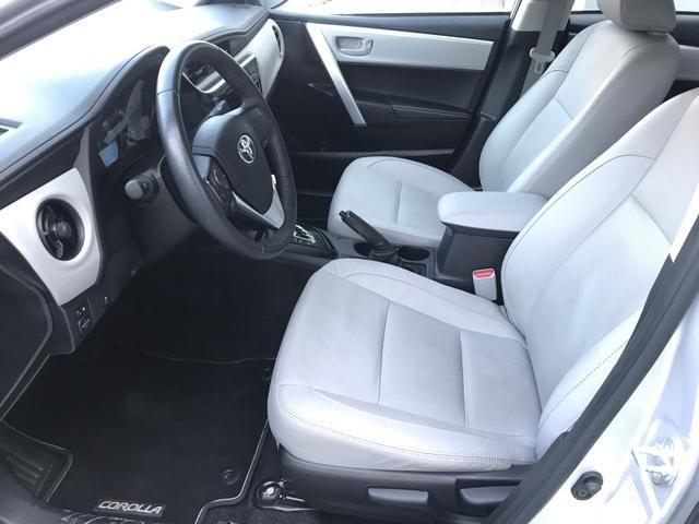 Corolla GLI Upper 1.8 automático 2018 - Foto 8