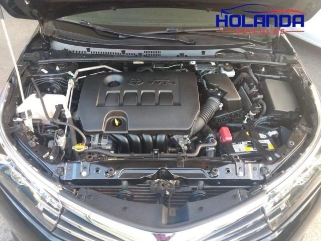 TOYOTA COROLLA 2015/2015 2.0 ALTIS 16V FLEX 4P AUTOMÁTICO - Foto 12