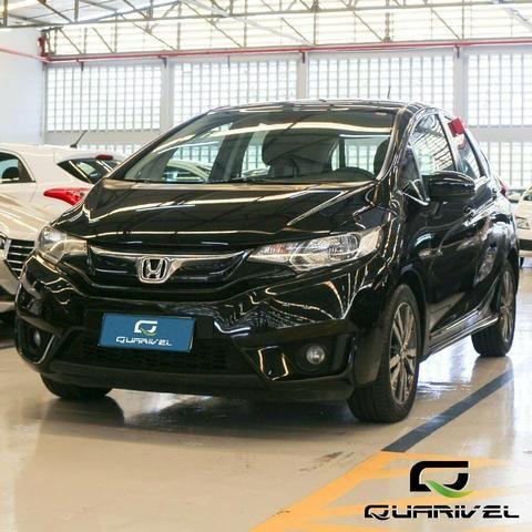 Honda Fit Automático EX 2014/2015 todo revisado