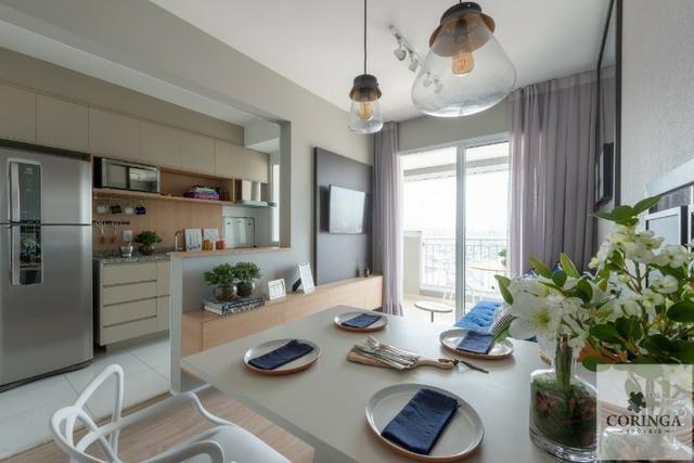 Portal Centro- Apartamentos no Brás de 1 , 2 e 3 dorms com vaga a partir de R$393mil - Foto 8