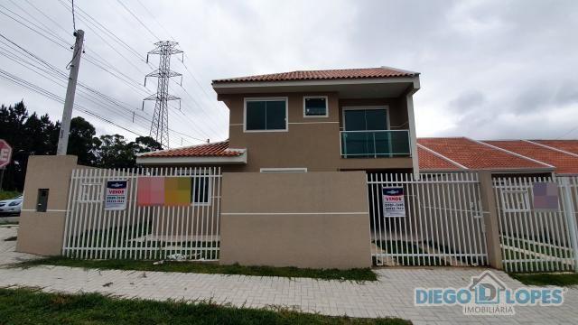 Casa à venda com 2 dormitórios em Cidade industrial de curitiba, Curitiba cod:225 - Foto 5