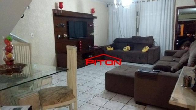 Sobrado com 3 dormitórios à venda, 200 m² por R$ 700.000,00 - Penha - São Paulo/SP