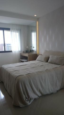 Apartamento em altíssimo padrão 4 suítes 182m² 3 vagas na reserva do paiva confira - Foto 10