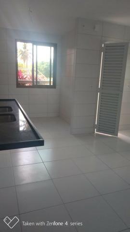 Apartamento térreo jardim C/ piscina privativa 4 suítes cond paradiso reserva do paiva - Foto 6